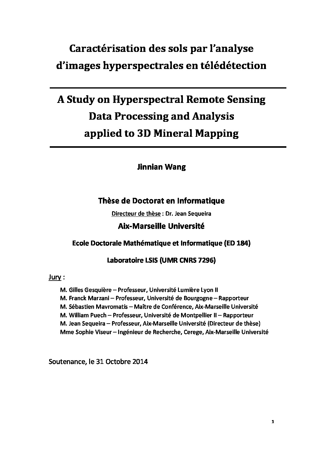 thumbnail of A-Study-on-Hyperspectral-Remote-Sensing-Data-Processing