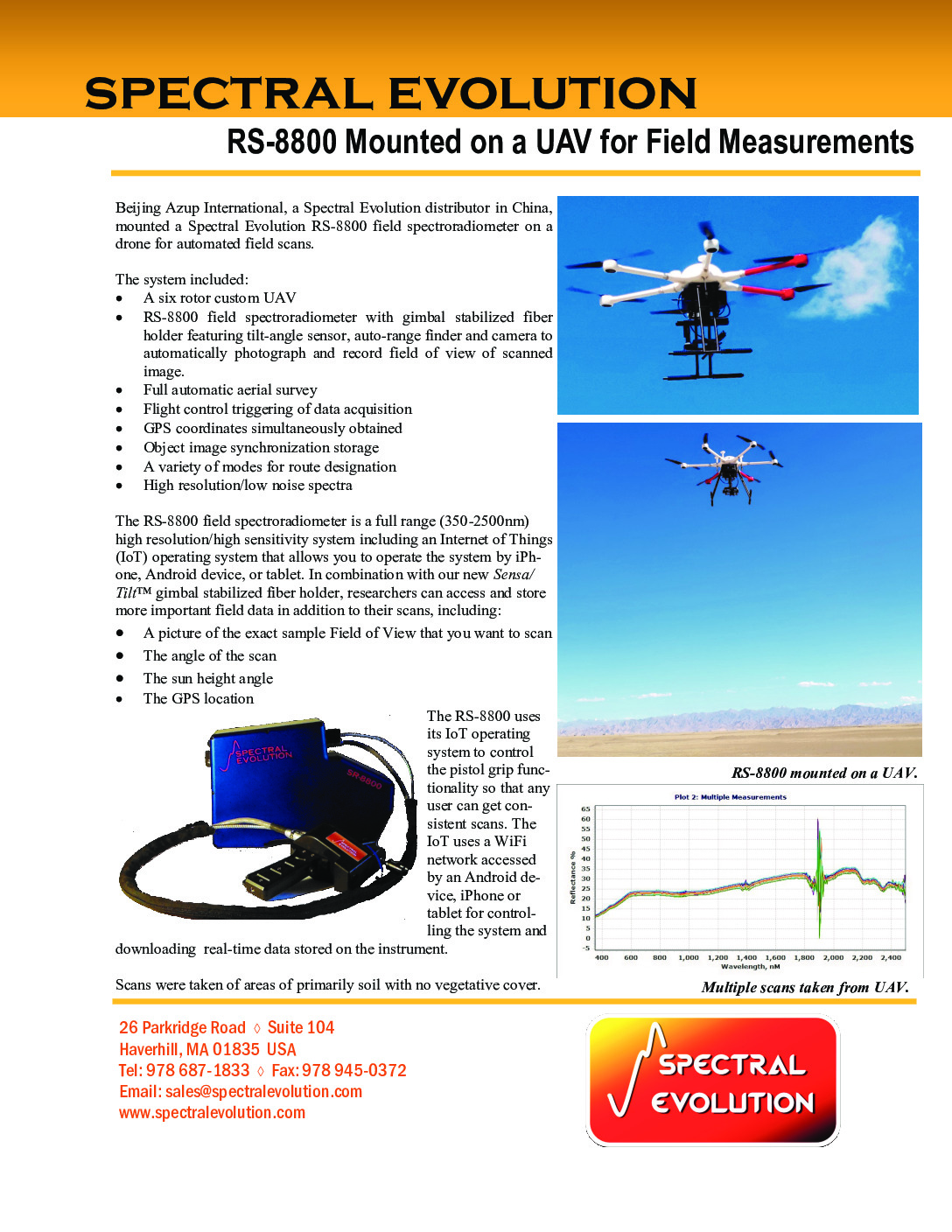 thumbnail of RS-8800_UAV_App_Note_5420
